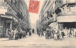 PARIS -11ème Arrond -  Rue Pétion - Arrondissement: 11