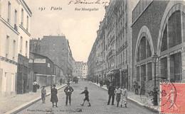 PARIS -12ème Arrond -  Rue Montgallet - Distretto: 12