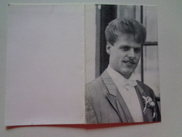 Doodsprentje/Bidprentje  Geert LANNOYE  Diksmuide 1964-1989 Veurne (Echtg Nancy Durnez) Werkn. Condeco Diksmuide - Religion & Esotérisme