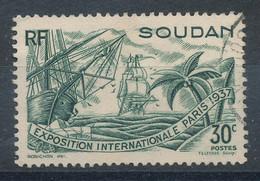 Soudan  N°94 Exposition De Paris - Used Stamps
