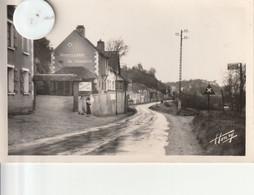 37 - Carte Postale Ancienne De   LUSSAULT   Hostellerie De Lussault - Otros Municipios