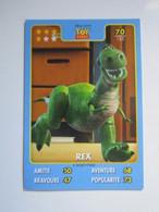 1 Carte Carte Disney Pixar - Toy Story - REX - Disney