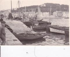 Photo De Particulier Finistère Audierne Vue Sur Le Port  Réf 9185 - Places