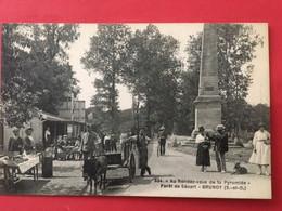 91 - BRUNOY - Montgeron - Au Rendez-vous De La Pyramide - Forêt De Senart - Editeur Mullard - Brunoy