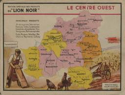 Lion Noir - Le Centre Ouest - Werbepostkarten