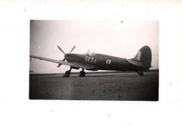 JOLIE PHOTO ORIGINALE MAI 1948 / APPAREIL  SPITFIRE - Aviation