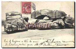 CPA Ploumanach Les Champignons - Ploumanac'h