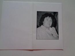 Doodsprentje/Bidprentje  NADINE GODERIS  Roeselare 1961-1991 Houthulst   (docht. Gilbert & Odette LERMINEZ) - Religion & Esotérisme