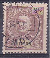 Portugal - Timor - Lourenco Marques - Used - Timor