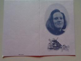 Doodsprentje/Bidprentje  Cindy VERMEERSCH  Ieper 1975-1997 Veurne   (Echtg Jurgen MARCUS) - Religion & Esotérisme