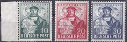 All. Besetzung Bizone 1949 - Mi.Nr. 103 - 105 - Postfrisch MNH - Amerikaanse-en Britse Zone