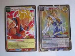 2 Cartes Dragon Ball 235 - 271 - Dragonball Z