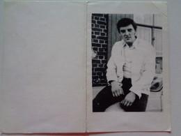 Doodsprentje/Bidprentje  Freddy Willy SAMYN  Staden 1947-1984 Roeselare (Echtg Denise Phlypo) - Religion & Esotérisme