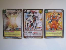 3 Cartes Dragon Ball 194 - 354 - 152 - Dragonball Z