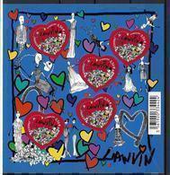 France 2010 Bloc Feuillet N° 129 Neuf Saint Valentin Lanvin à La Faciale - Ungebraucht