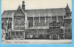 Liège-+/-1910-L'Eglise Saint-Jacques - Liege