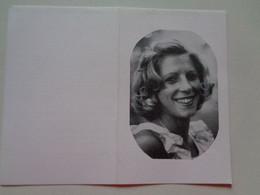 Doodsprentje/Bidprentje  Brigitte MEERSSEMAN  Poperinge 1948-1987 Merkem - Religion & Esotérisme