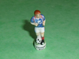 Fèves / Fève / Sports : Foot , C Dugarry , FFF   T26 - Sport