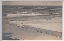 (F5819) Orig. Foto Ostende, Blick Auf Seebrücken, Vor 1945 - Lieux