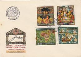 Portugal & FDC V Centenary Of Vasco Da Gama Birth, Lisbon 1969 (1059) - Other