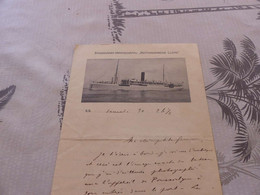 402 - Compagnie Maritime , Stoomvaart -Maatschappij , Rotterdamsche Lloyd, 1930 - Dépliants Touristiques