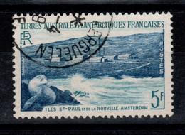 TAAF - YV 4 Oblitere Kerguelen Cote 4,50 Euros - Used Stamps