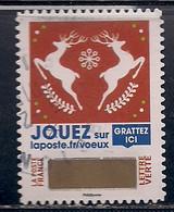 FRANCE AUTOADHESIF      N°   1648    OBLITERE - Adhésifs (autocollants)