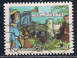 FRANCE AUTOADHESIF      N°   569   OBLITERE - Adhésifs (autocollants)