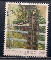 NORVEGE     N°   824   OBLITERE - Usati