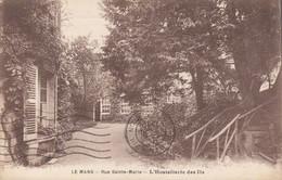 72 : Le Mans : Rue Sainte Marie , Hostellerie Des Ifs   ///  Ref. Juil 21  /// N° 16.626 - Le Mans