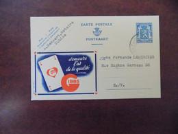 """EP Belgique Publibel 508 """" Gibbs """"  Tubize 1943 - Publibels"""