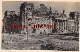 ALLEMAGNE ☺♦♦ BERLIN - REAL PHOTOGRAPH POSTCARD < CARTE PHOTO Des BOMBARDEMENTS De La GUERRE 1939 - 1945 - Other