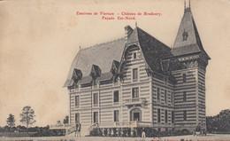 BREDOURY (environs De Vierzon): Château De Bredoury - Façade Est-Nord - Altri Comuni