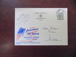 """EP Belgique Publibel 1178 """" Catalogue Le Bon Marché """" - Namur 1953 - Publibels"""