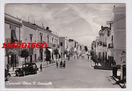 CRISPIANO - CORSO VITTORIO EMANUELE  F/GRANDE VIAGGIATA ANIMAZIONE 1963 - Taranto