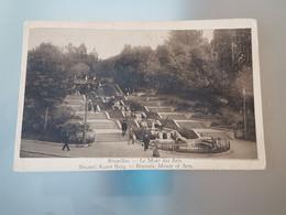 Brüssel, Le Mont Des Arts (nicht Gelaufen, Ca. 1940??), #H46 - Parks, Gärten