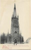 Brugge  *  L'Eglise De La Madeleine - 1851, P. Buyck - Thomas Harper King   (Sugg 11/110) - Brugge