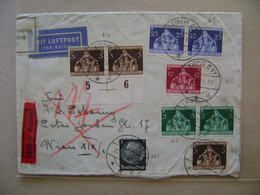 GERMANY - LETTER SENT FROM LEIPZIG TO WIEN (AUSTRIA) IN 1936 IN THE STATE - Non Classés