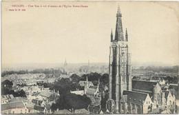 Brugge  *  Une Vue à Vol D'oiseau De L'Eglise Notre-Dame  (Sugg 11/123) - Brugge
