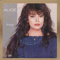 """7"""" Single, Alice - Nomadi - Disco, Pop"""