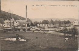 843-Malmedy-Papeteries Du Pont De Warche - Malmedy