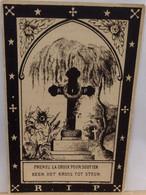 Louis Joseph Crecent Verbeke-ebblinghem 1803-terdeghem 1890 - Devotion Images