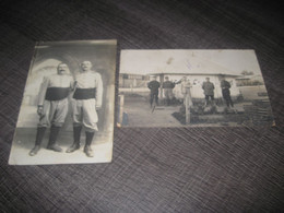 Casablanca Carte Photo Lot De Deux écrites 1914  R - War 1914-18
