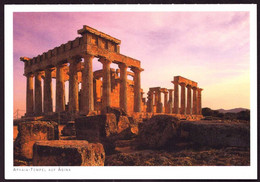 AK 010451 GREECE - Ägina - Aphaia-Tempel - Grèce