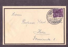 All. Besetzung BiZone AM-Post SST Kronberg Taunus 30.8. 1948 - Bizone