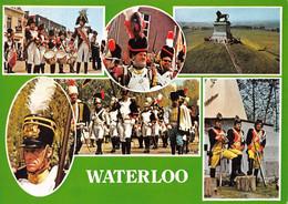 Waterloo Uniformes Grognards Musique Napoléon - Waterloo