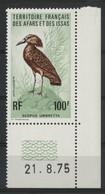 """AFARS Et ISSAS N° 413 Cote 15,50 € OISEAUX / BIRDS """"Ombrette Scopus Umbrella"""" Neuf ** (MNH) TB - Cicogne & Ciconiformi"""