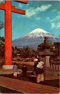 Japan Mt Fuji From The Southwest - Tokyo
