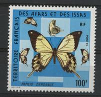 "AFARS Et ISSAS N° 405 Cote 11,50 € PAPILLONS / BUTTERFLY ""Dardanus"" Neufs ** (MNH) TB - Vlinders"