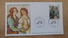 FDC N°3301 : Série Artistique. Sandro Botticelli (1445-1510). - 2000-2009